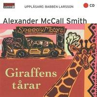 bokomslag Giraffens tårar