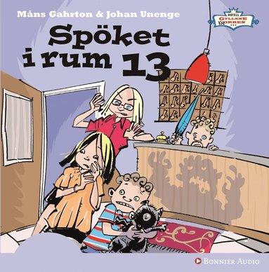 bokomslag Spöket i rum 13