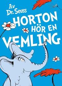 bokomslag Horton hör en vemling