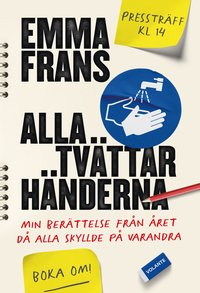 bokomslag Alla tvättar händerna