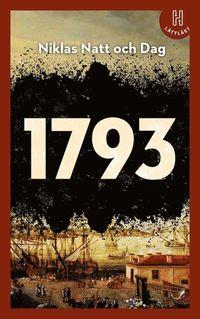 bokomslag 1793 (lättläst)