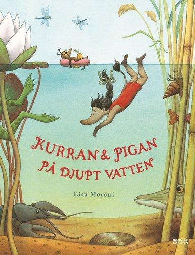 bokomslag Kurran och Pigan på djupt vatten