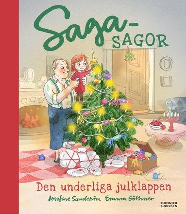 bokomslag Den underliga julklappen