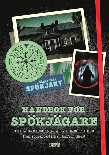 bokomslag Handbok för spökjägare