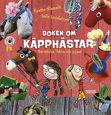 bokomslag Boken om käpphästar