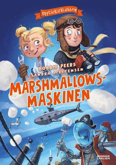bokomslag Marshmallowsmaskinen