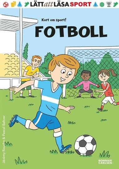 bokomslag Fotboll