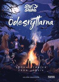 bokomslag Ödesryttarna. Spökhistorier från Jorvik
