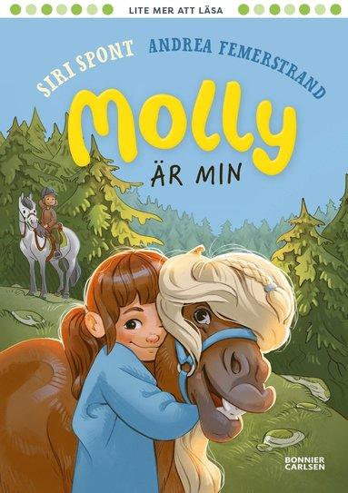 bokomslag Molly är min
