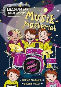 bokomslag Musikmysteriet