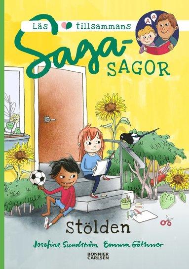 bokomslag Stölden - läs tillsammans