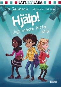bokomslag Hjälp! Jag måste hitta Mia