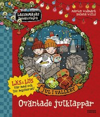 bokomslag Jul i Valleby. Oväntade julklappar