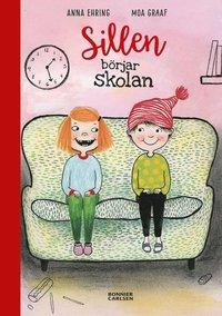 bokomslag Sillen börjar skolan