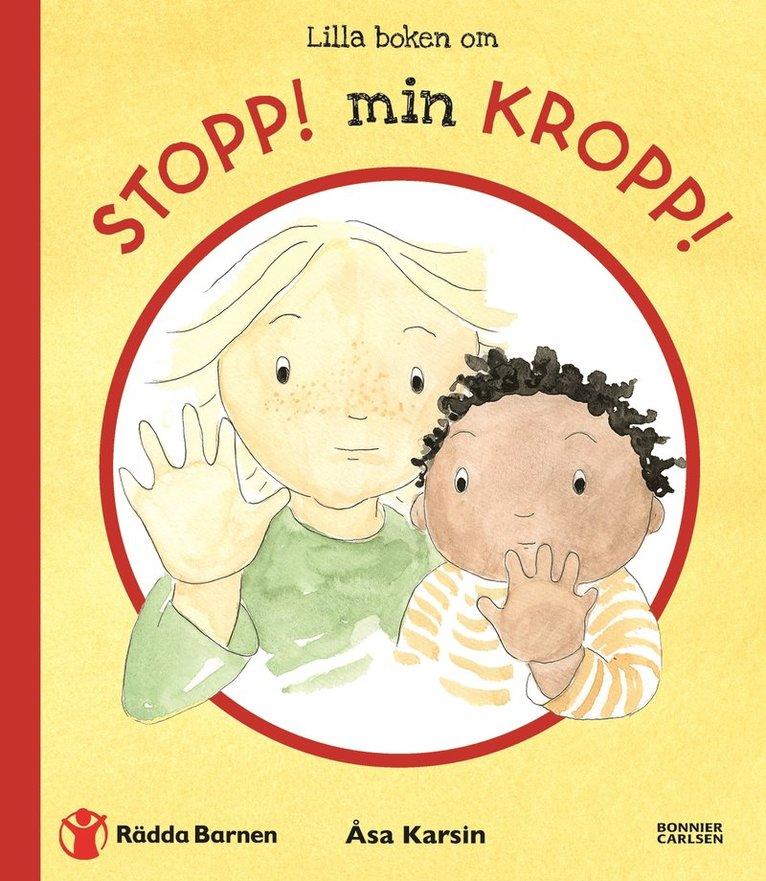 Lilla boken om Stopp! Min kropp! 1