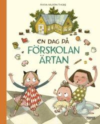 bokomslag En dag på Förskolan Ärtan