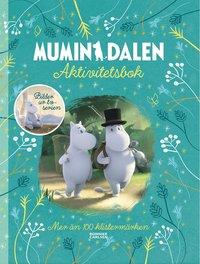 bokomslag Mumindalen : aktivitetsbok