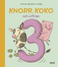 bokomslag Knorr, Koko och siffran 3