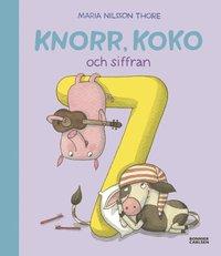 bokomslag Knorr, Koko och siffran 7