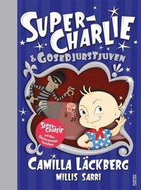 bokomslag Super-Charlie och gosedjurstjuven