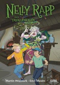 bokomslag Nelly Rapp och trollpackan