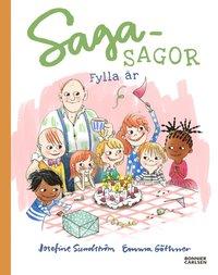 bokomslag Sagasagor. Fylla år