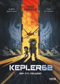 bokomslag Kepler62: Inbjudan