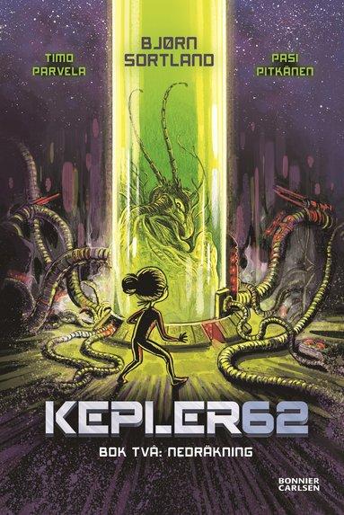 bokomslag Kepler62: Nedräkningen