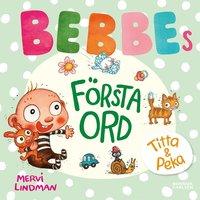 bokomslag Bebbes första ord