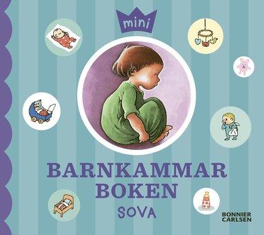 bokomslag Minibarnkammarboken. Sova