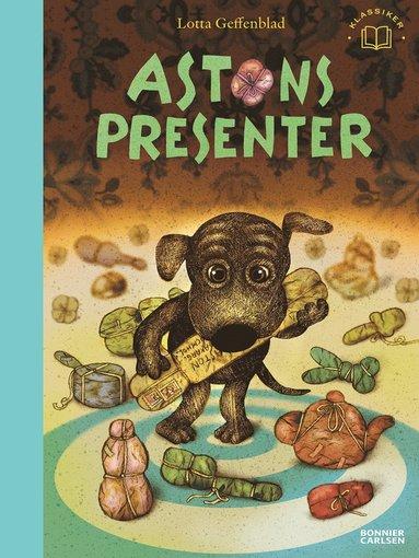 bokomslag Astons presenter