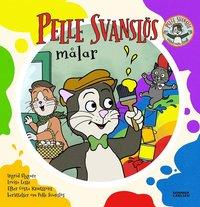 bokomslag Pelle Svanslös målar