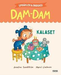 bokomslag Språklek och ordskoj med Dam-Dam. Kalaset