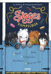 bokomslag Sigges kompisbok
