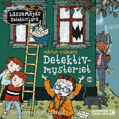 bokomslag Detektivmysteriet