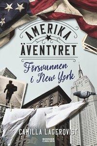 bokomslag Försvunnen i New York