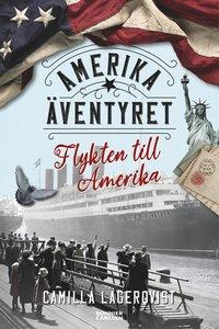 bokomslag Flykten till Amerika