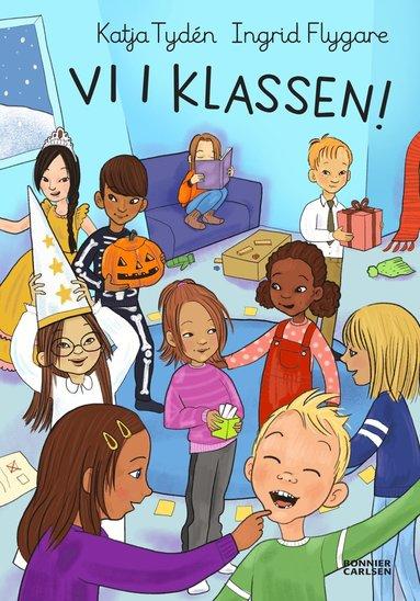 bokomslag Vi i klassen