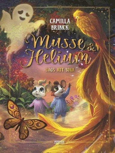 bokomslag Musse & Helium: Dags att sova