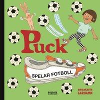 bokomslag Puck spelar fotboll