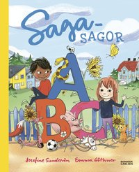 bokomslag Sagasagor ABC