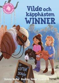 bokomslag Vilde och käpphästen Winner