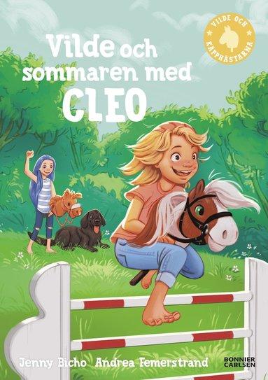 bokomslag Vilde och sommaren med Cleo