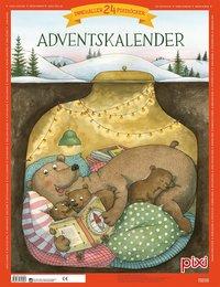 bokomslag Pixi adventskalender – Maria Nilsson Thore