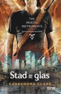 bokomslag Stad av glas