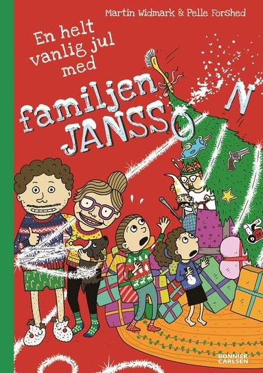 bokomslag En helt vanlig jul med familjen Jansson