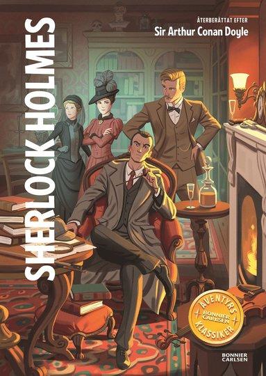 bokomslag Sherlock Holmes : 3 mysterier. Det spräckliga bandet ; De rödhårigas förening ; En skandal i Böhmen