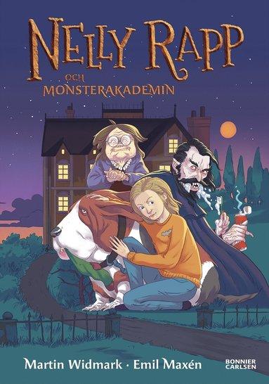 bokomslag Nelly Rapp och Monsterakademin