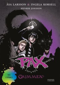bokomslag Pax. Grimmen