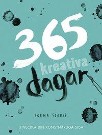 bokomslag 365 kreativa dagar